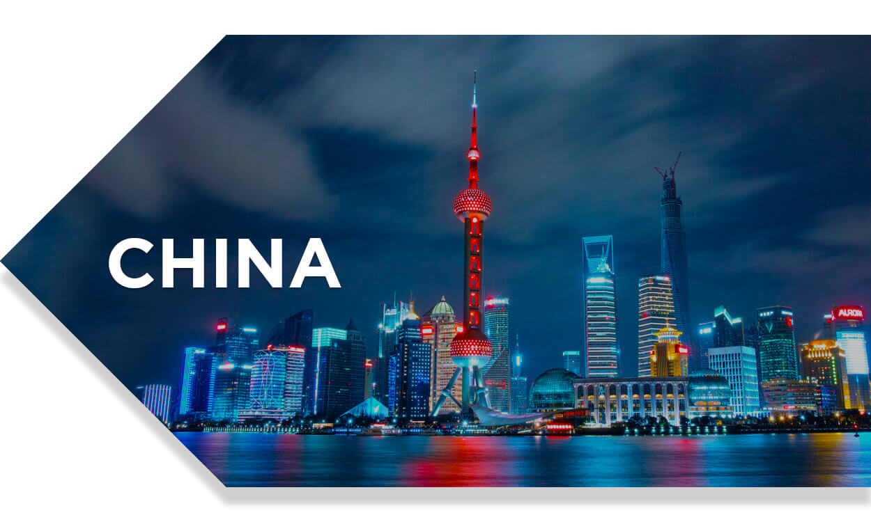 Trámite de Visa China